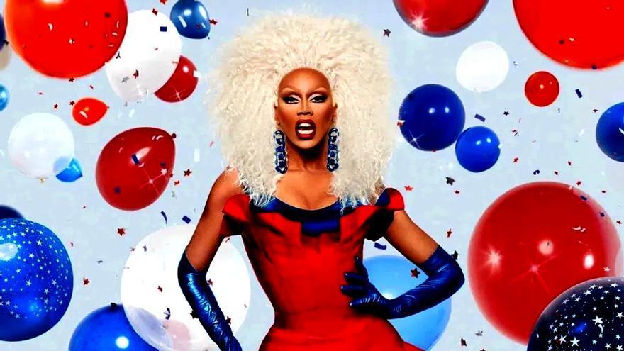 Imagen promocional de 'RuPaul's Drag Race'