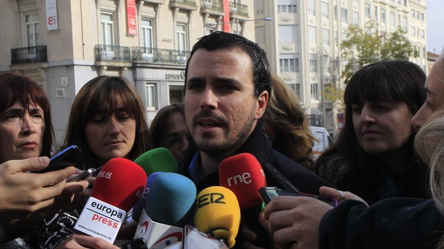 Alberto Garzón cuenta ya con el apoyo del PCE y los líderes de Madrid y Andalucía en su carrera en las primarias de IU