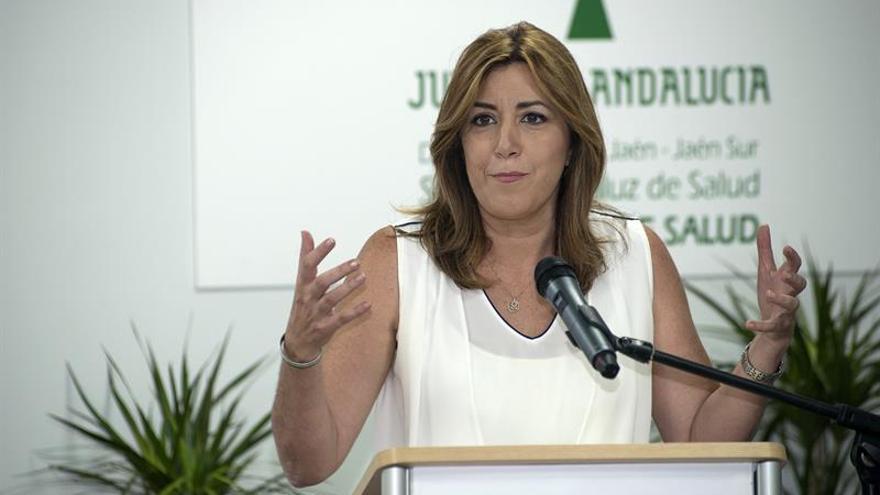 """El PSOE de Bedmar (Jaén) premia a Susana Díaz por ser """"dique"""" contra los recortes del PP"""