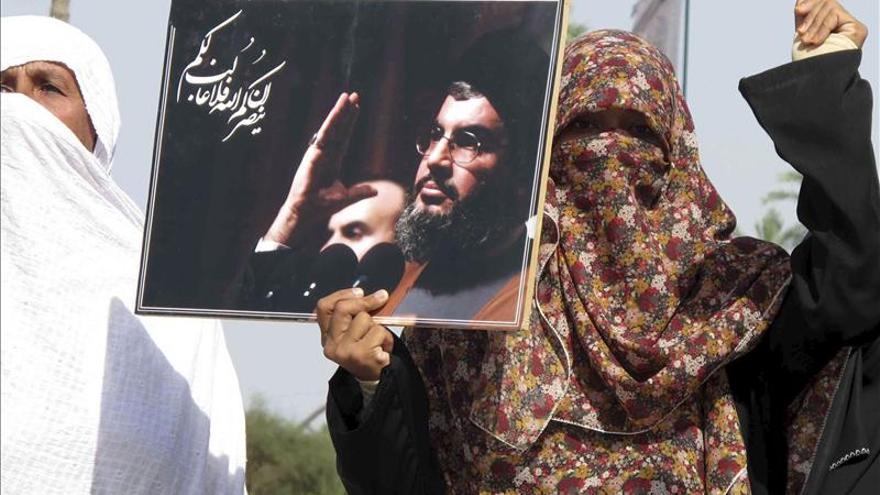 Hizbulá respalda al régimen sirio porque esa guerra es crucial para el Líbano