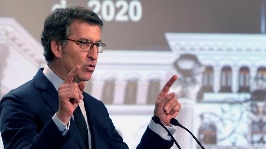 Feijóo pide esclarecer las competencias en la fase 3 y avanza que permitirá la movilidad