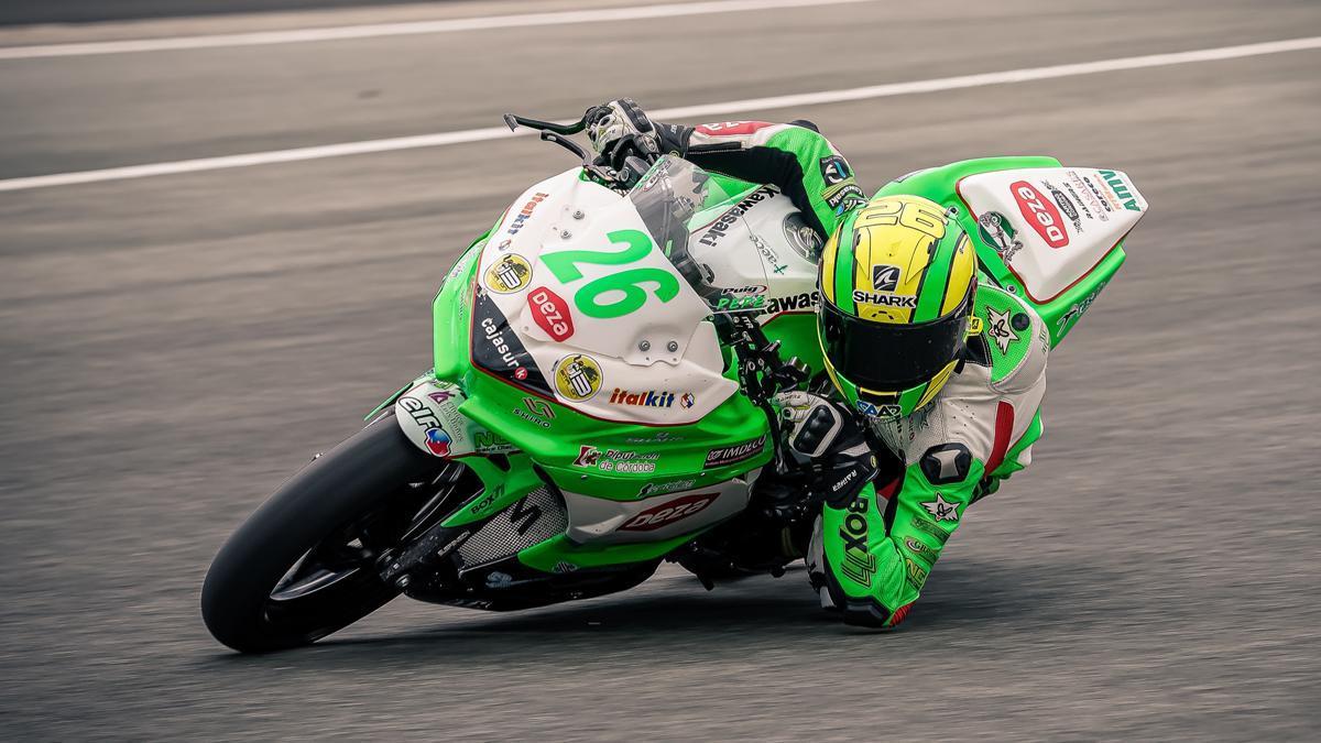 Imagen de competición del Deza Box 77 en Navarra