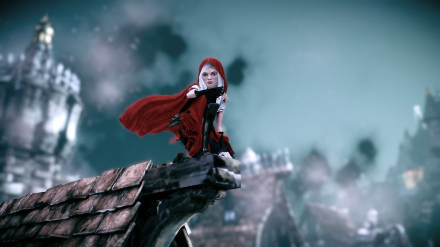 . Woolfe: The Red Hood Diaries