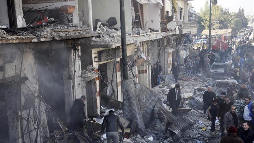 Activistas denuncian una masacre de civiles en un pueblo de mayoría alauí en Siria