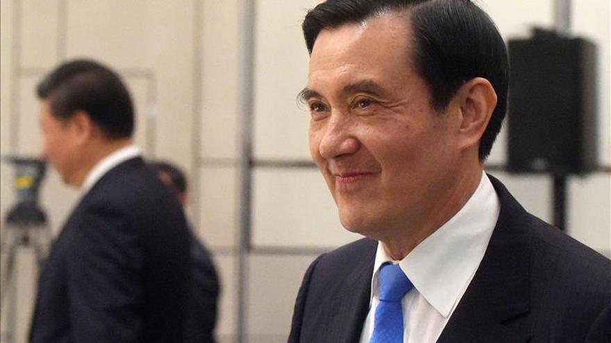 El presidente taiwanés dice haber logrado sus objetivos en la cumbre con China