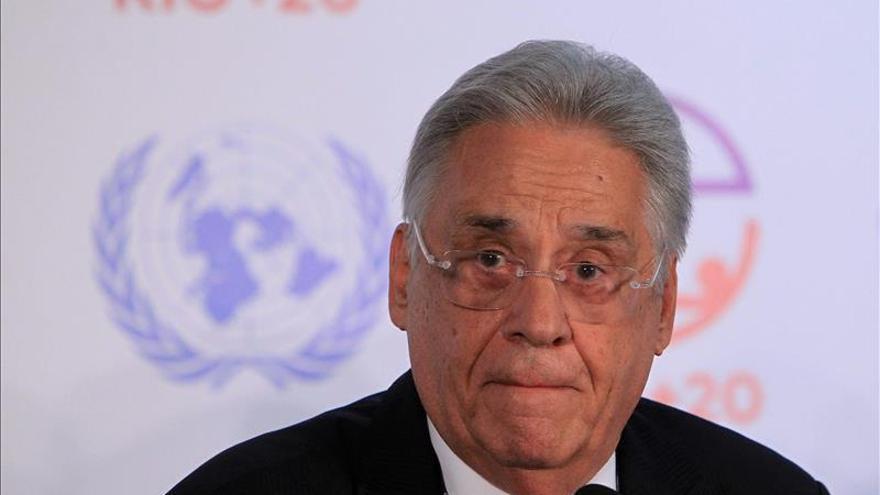Cardoso tampoco acompañará a Felipe González en su visita a Caracas