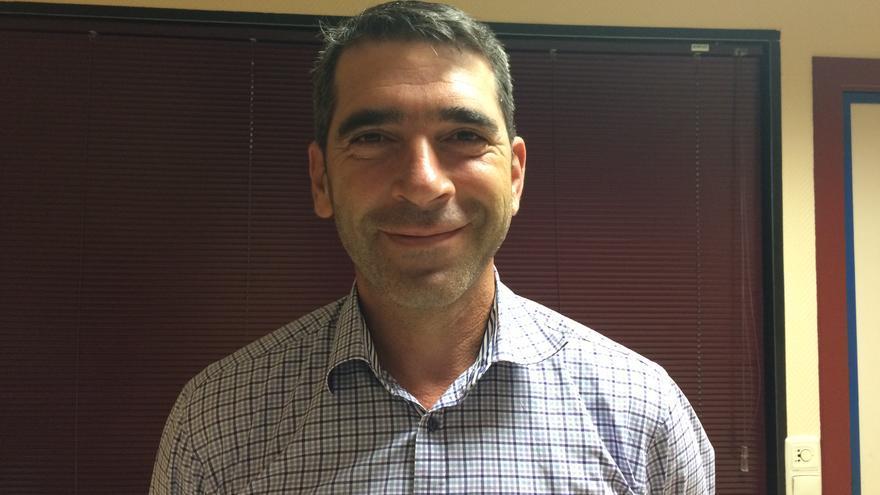 David Núñez, candidato a primarias municipales del PSOE en Plasencia