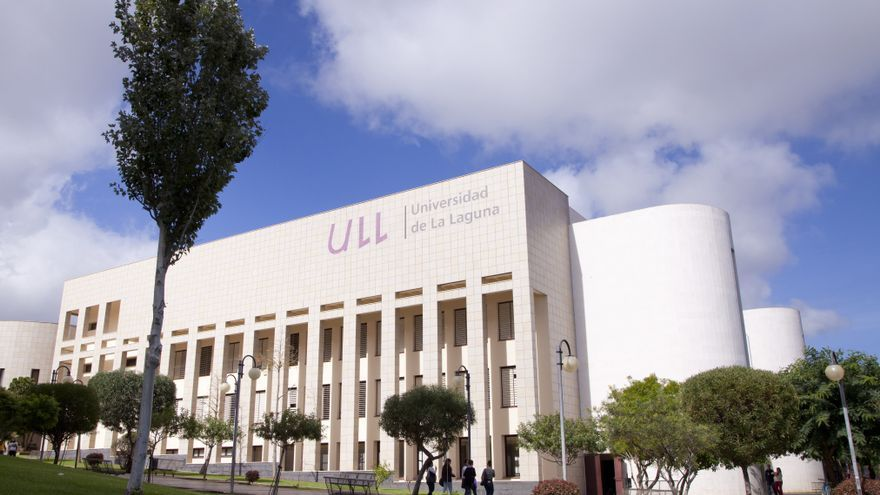 Campus de Guajara, en la Universidad de La Laguna, donde se imparte el grado de Periodismo