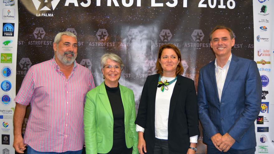 Presentación este martes del Seminario Internacional de Astroturismo.