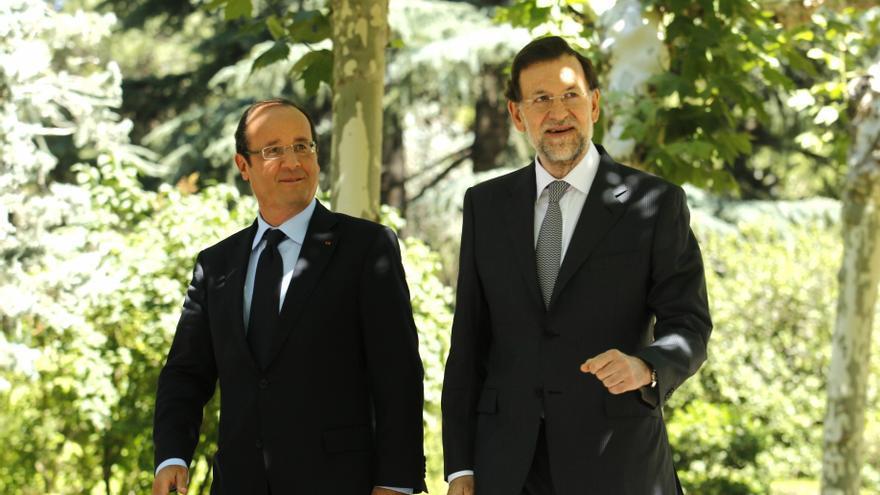 """Rajoy dice que sólo una """"mente malévola"""" puede decir que retrasa el rescate para no perjudicar al PP el 21-O"""