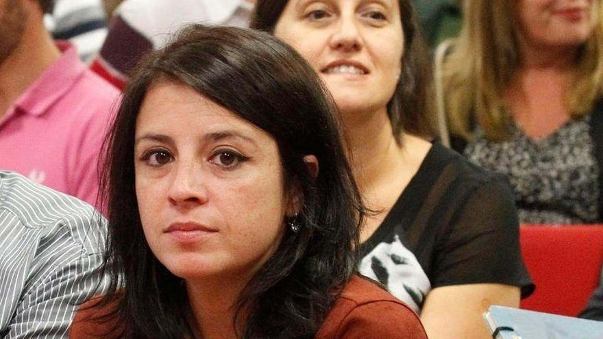 La candidata del PSOE por Asturias y SOMA-Fitag-UGT coinciden en la necesidad un pacto de Estado por la Energía