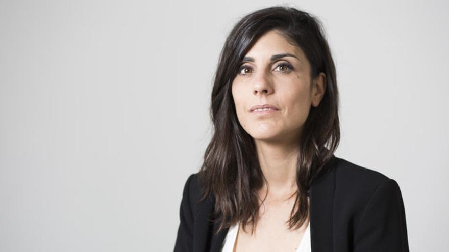 Raquel Ejerique, redactora jefa y responsable de Sociedad de eldiario.es.