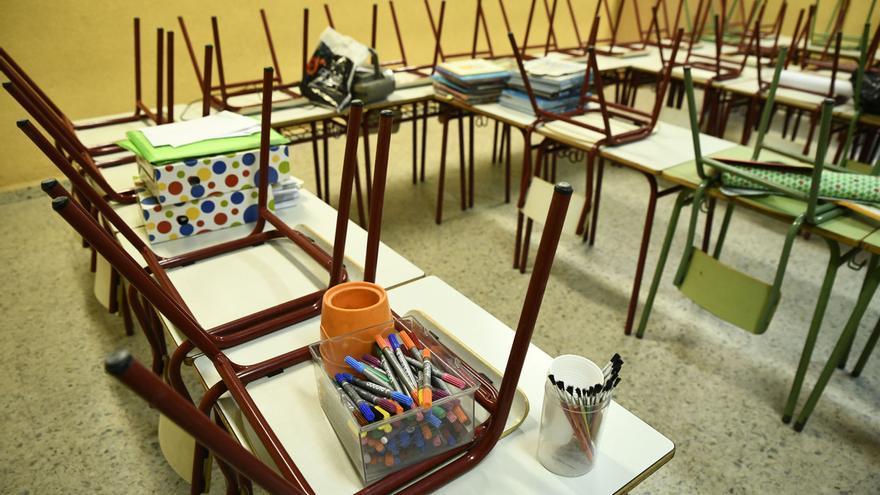 Educación fija las fechas de matriculación en Infantil, Primaria, ESO y Bachillerato