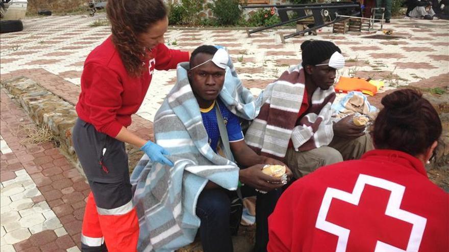 Más de 30 inmigrantes entran Ceuta en una semana, la mayoría ocultos en vehículos