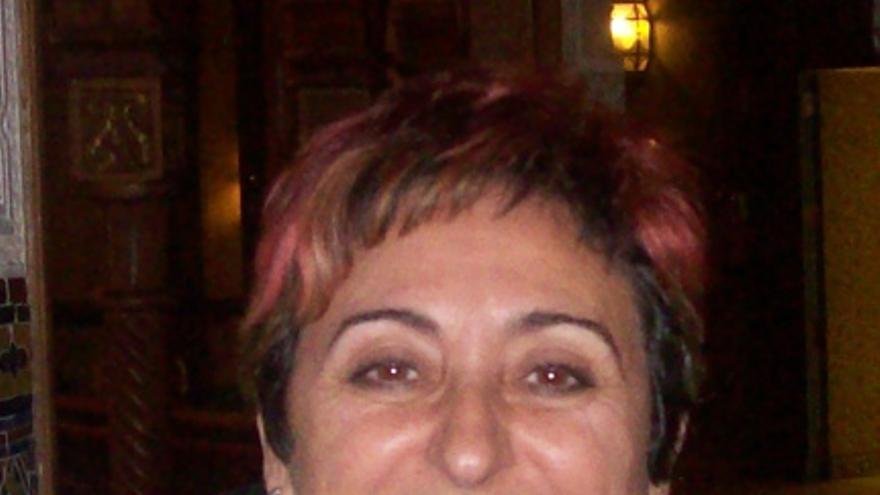 La escritora Elia Barceló