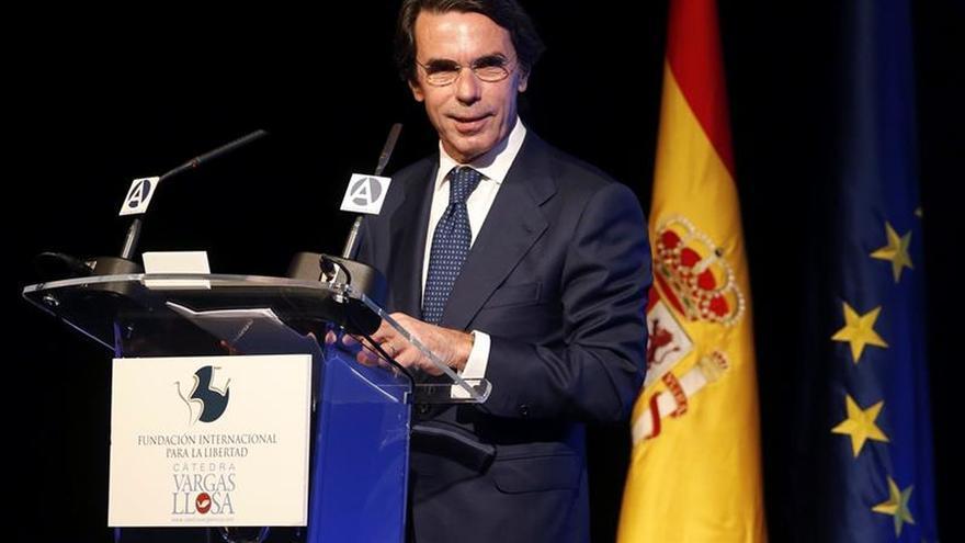 Aznar acudirá a la Fiscalía por la revelación de sus datos tributarios
