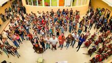 Barrios Orquestados. Foto: Quique Curbelo