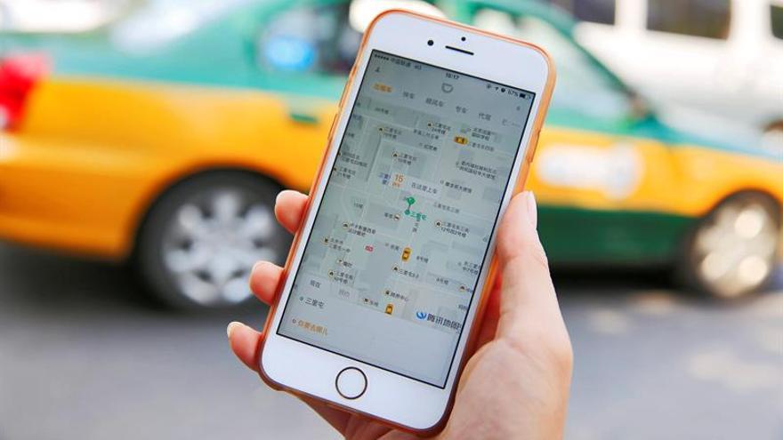 Didi, el Uber chino, cierra una ronda de financiación de 3.370 millones de euros