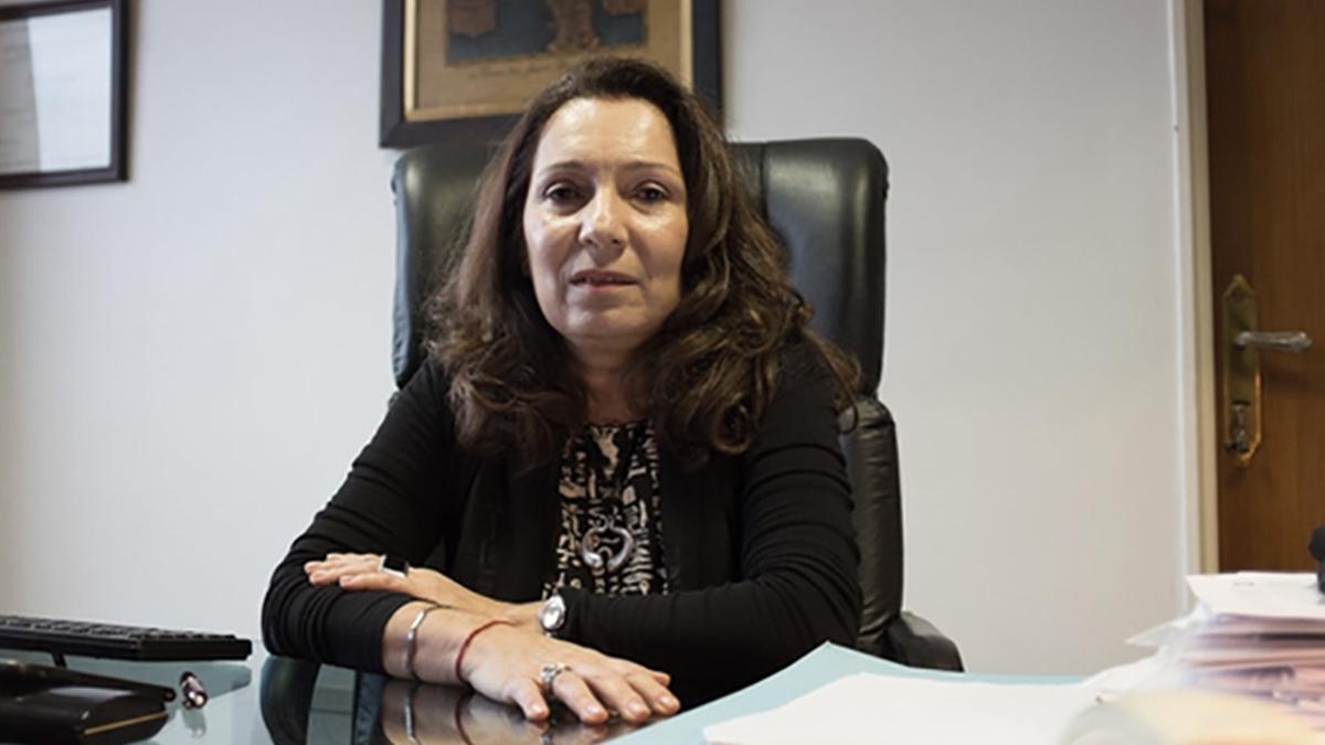 Cristina Caamaño, interventora de la AFI