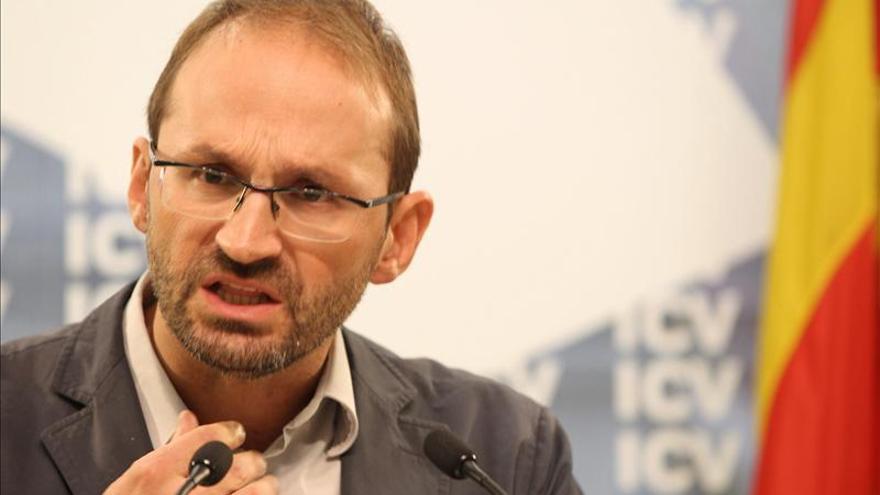 ICV confirma contactos con Podemos por si hay comicios catalanes anticipados
