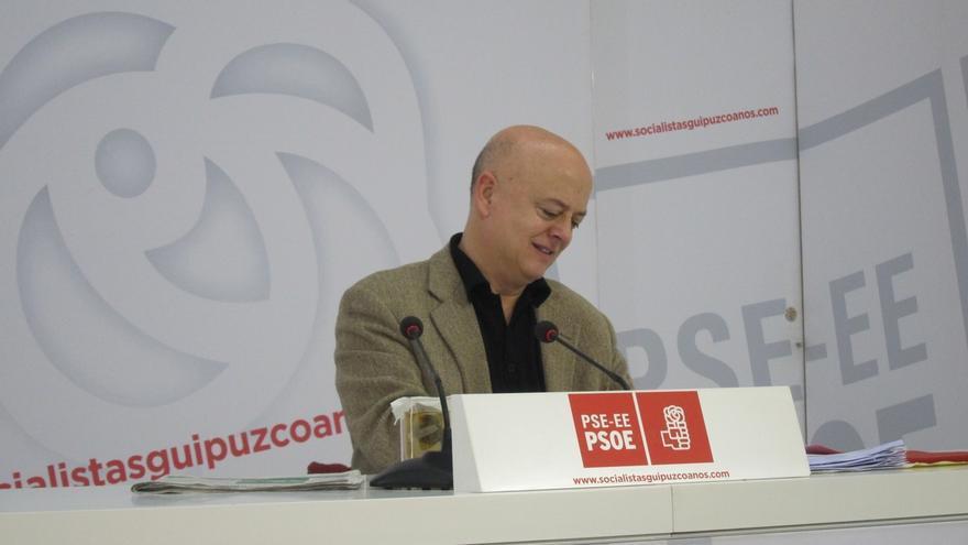 El diputado socialista Odón Elorza