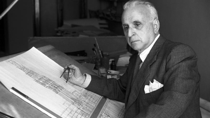 Vigo acogerá una exposición del arquitecto Antonio Palacios en septiembre