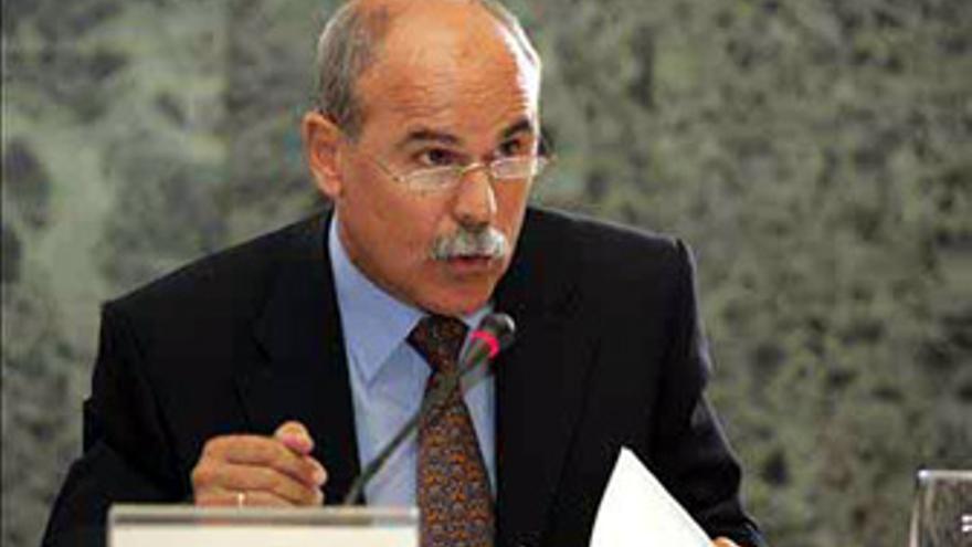 Rafael Yanes, alcalde de Güímar. (CANARIAS AHORA)