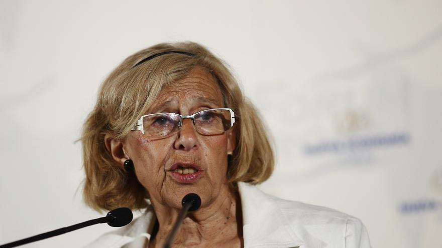 """Carmena (Ahora Madrid): """"No sé si fue una buena decisión constitucional la estructura de Madrid como autonomía"""""""