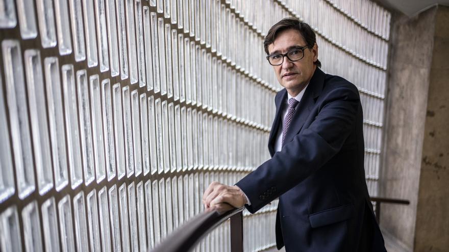 Salvador Illa: En este momento no es necesario confinar Madrid, si se adoptan las medidas adecuadas