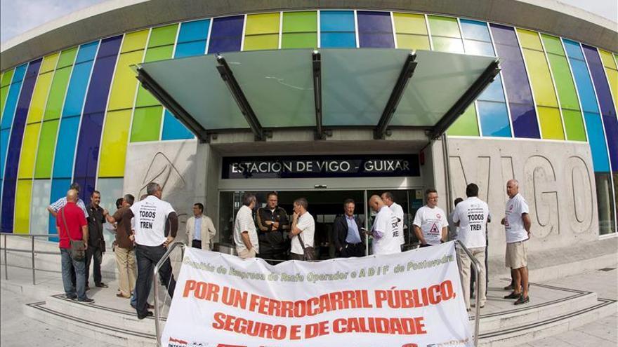 CGT desconvoca las huelgas en el sector ferroviario tras el accidente
