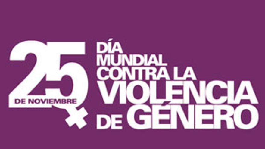 Cartel del Día Mundial contra la Violencia de Género