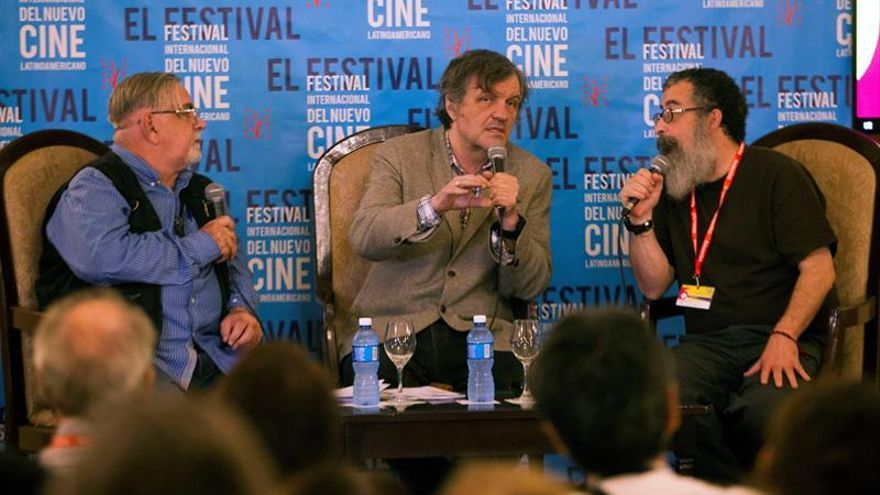 """Kusturica profesa en La Habana su admiración por el """"dios humano"""" Mujica"""