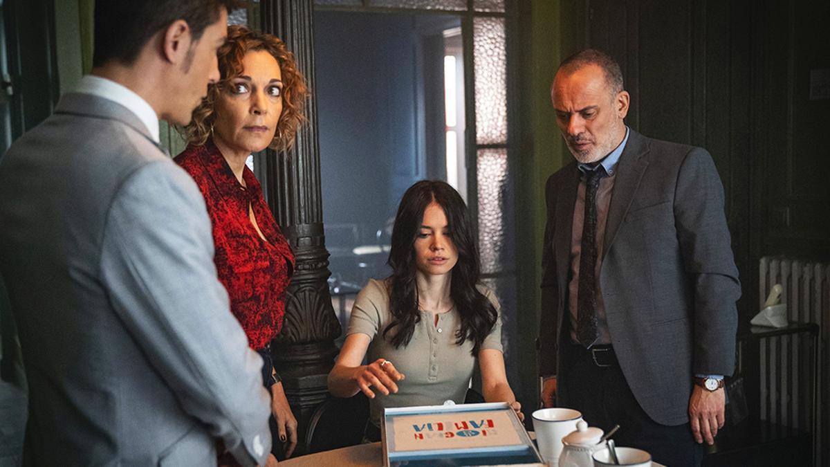 Imagen del último capítulo de la temporada 4 de 'Estoy vivo'