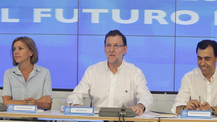 Rajoy sobrevive al aislamiento postelectoral y llega en cabeza a la nueva cita con las urnas