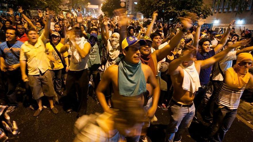 El fiscal general informa de siete muertos en incidentes en Venezuela