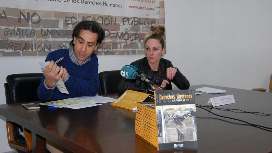 """Apdha lamenta la """"radicalización"""" en las políticas que """"vulneran"""" los derechos humanos en la Frontera Sur"""
