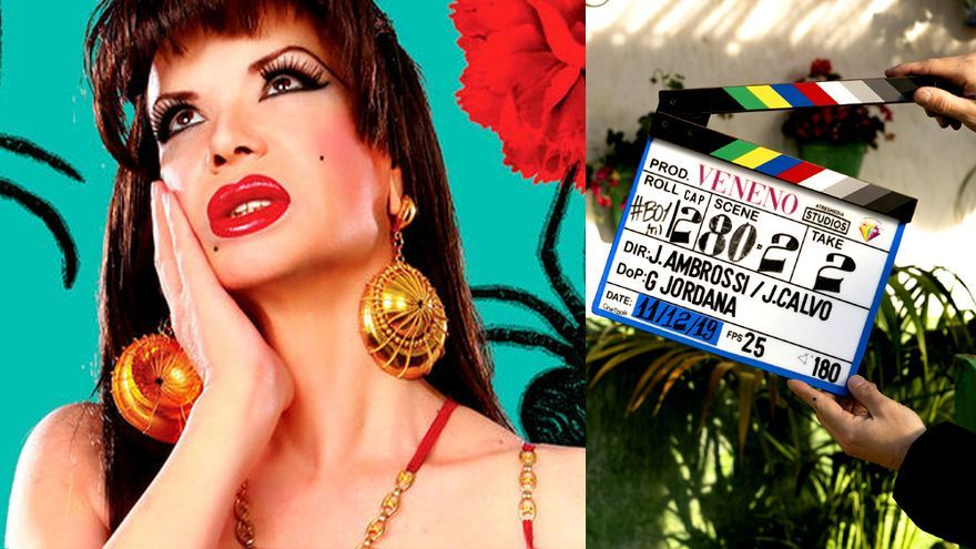 El biopic de 'La Veneno' comienza su rodaje en Almería