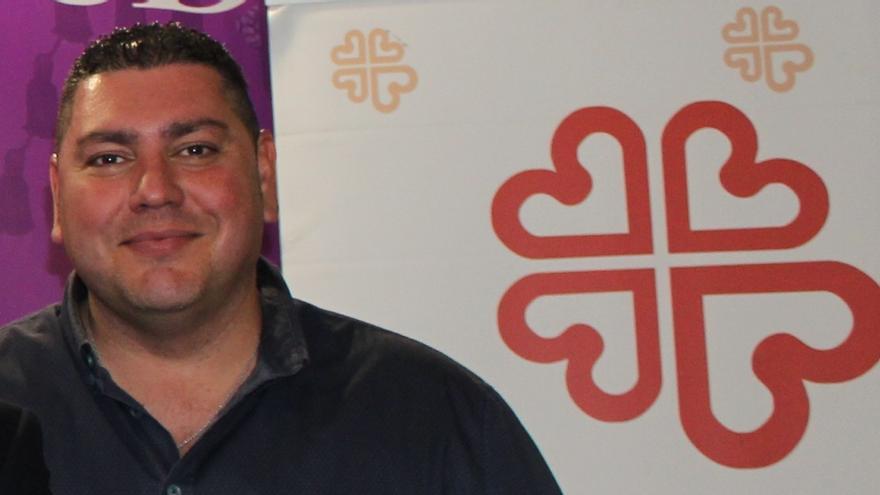 Javier García Cabañas, nuevo presidente de Cáritas Castilla-La Mancha