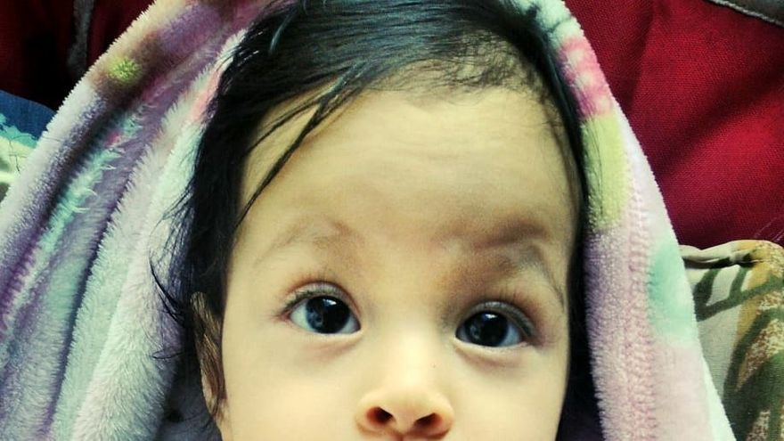 Una bebé ecuatoriana necesita un medicamento valorado en 2,1 millones de dólares