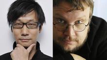 Hideo Kojima y Guillermo del Toro, los dos genios detrás del cancelado Silent Hills.