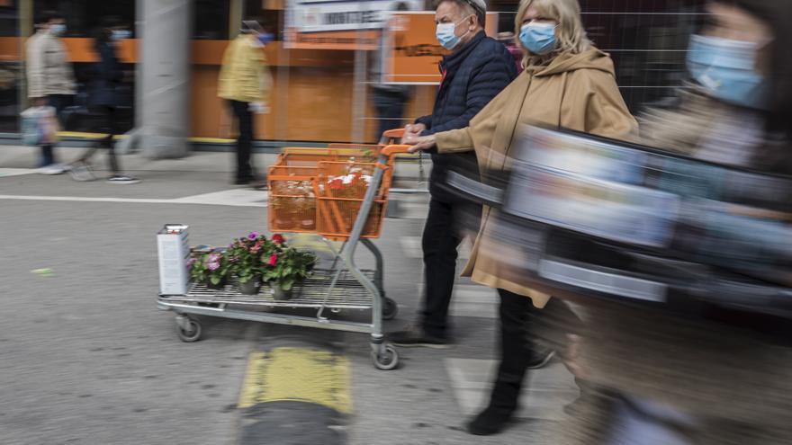 Los contagios diarios en Austria aumentan a niveles de principios de abril