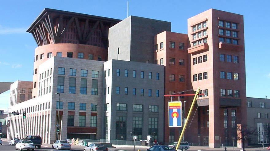 La biblioteca pública de Denver (Colorado)