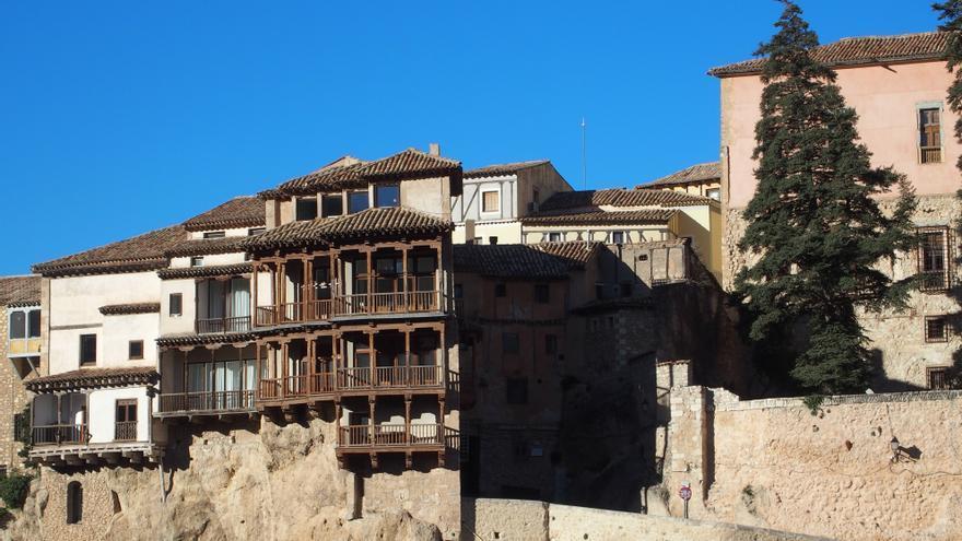 Casas Colgadas, en Cuenca