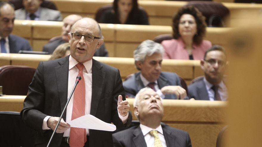 Montoro defiende la legalidad del déficit asimétrico pero pide a CiU que no persiga la creación de diferencias