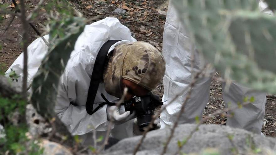 Encuentran restos óseos en búsqueda de española secuestrada en México