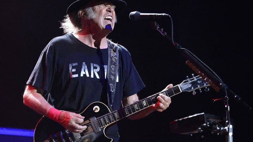 Neil Young lleva al Mad Cool a los anales
