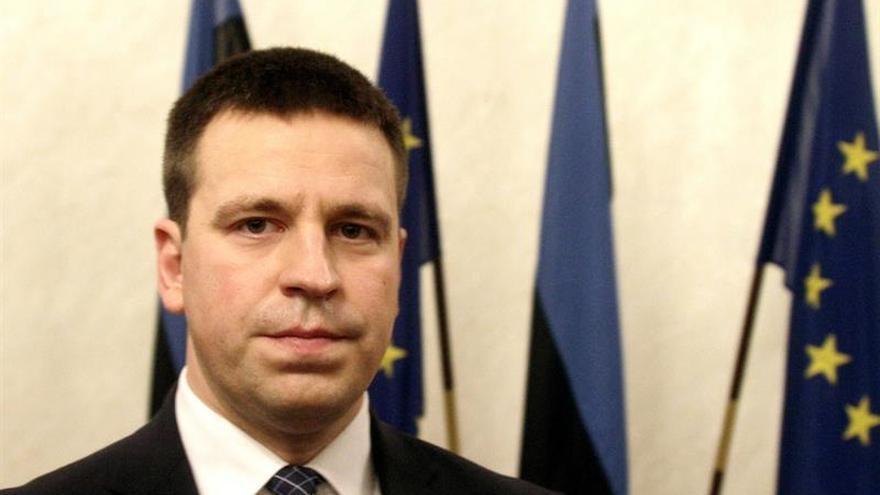 El nuevo gobierno estonio ratifica su fidelidad a la UE y a la OTAN
