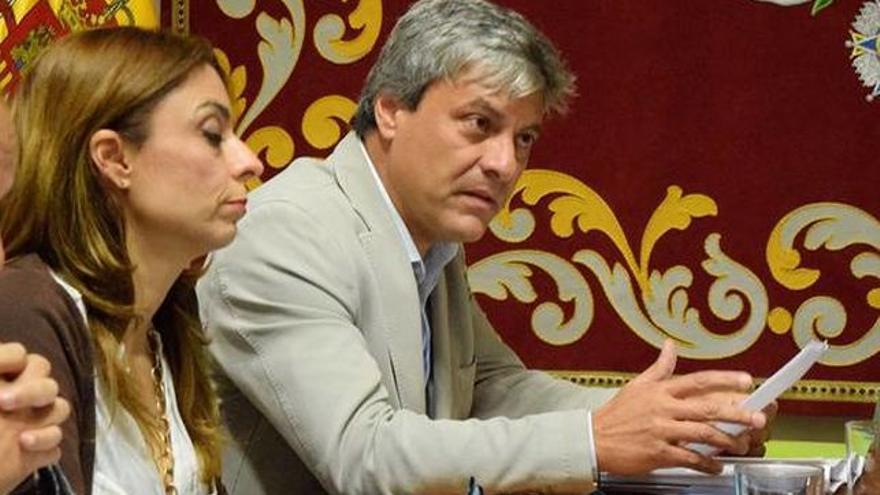 Carlos Garcinuño, concejal de Urbanismo de Santa Cruz destituido este martes