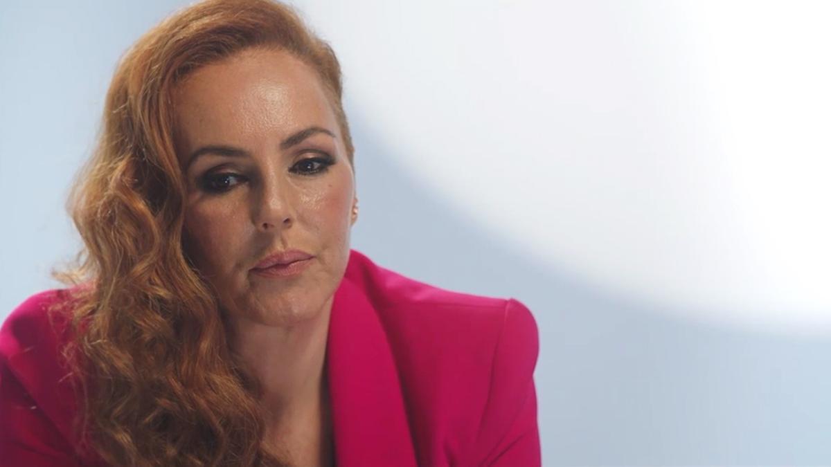 Rocío Carrasco, en su documental