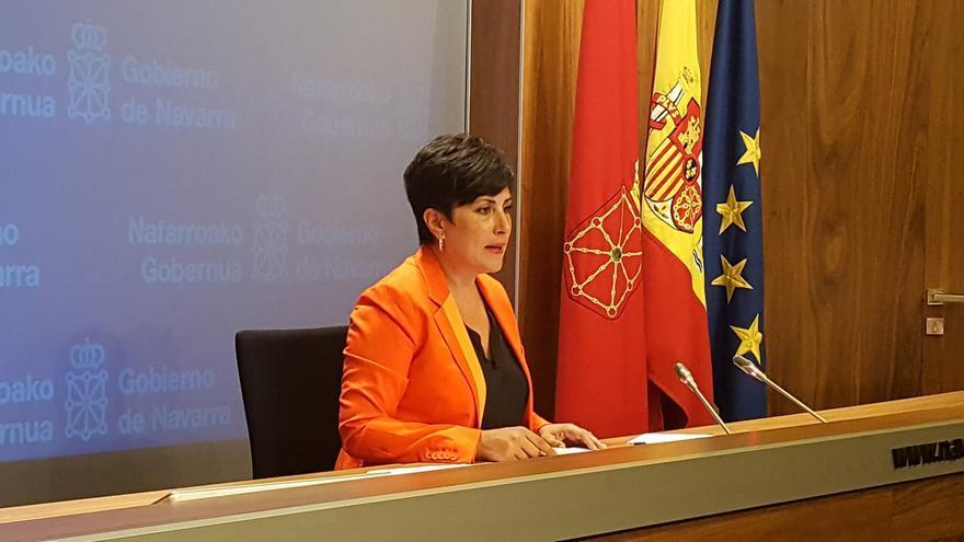 El Gobierno de Navarra asistirá a la manifestación el sábado en Barcelona